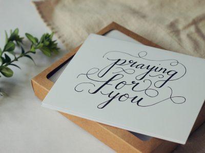 praying for you set 5