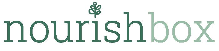 nourishbox logo centered