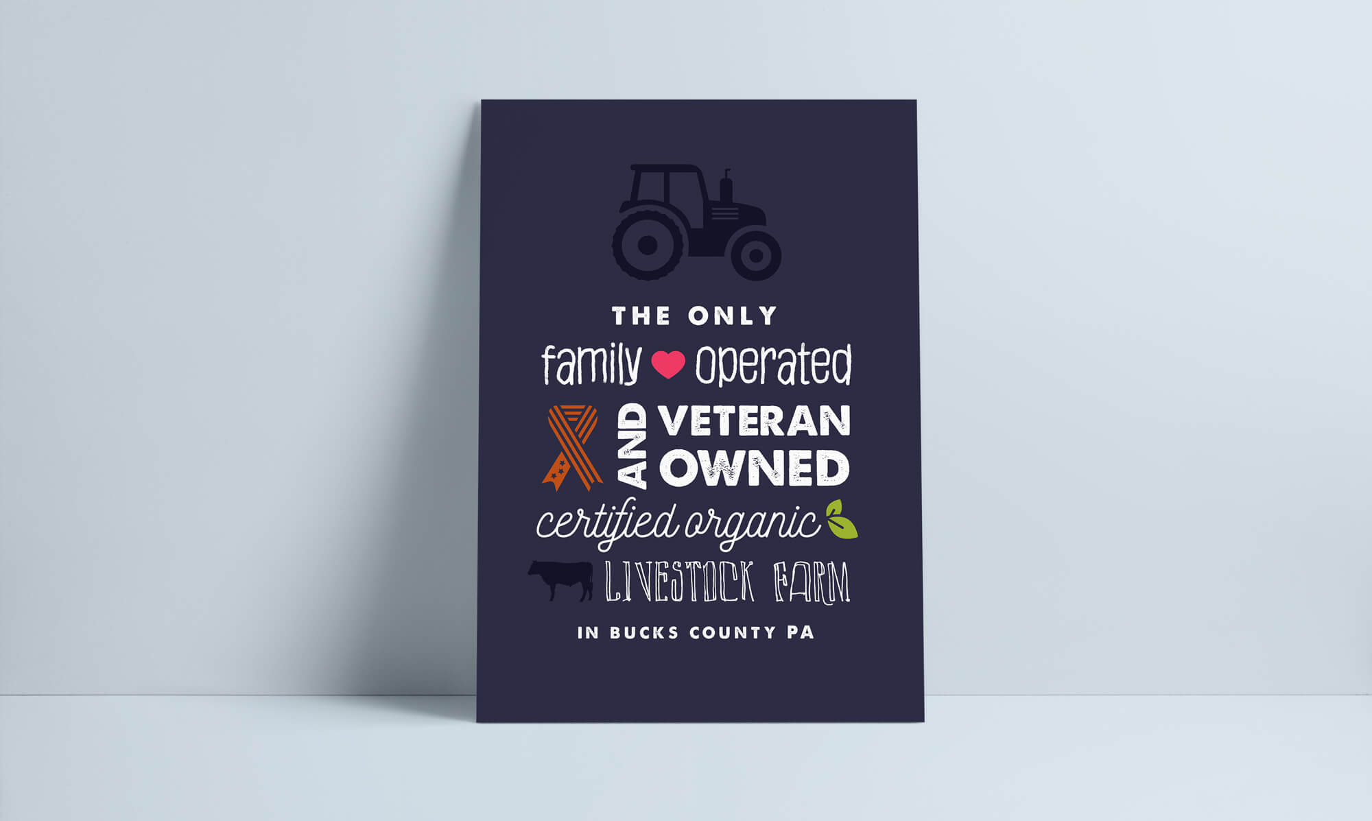 Farm-Flyer Design